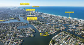 Development / Land commercial property sold at 34 McIlwain Drive Mermaid Waters QLD 4218