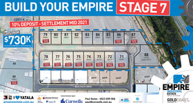 Development / Land commercial property for lease at Stage 7 Empire Industrial Estate Yatala QLD 4207