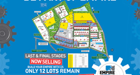 Development / Land commercial property for sale at Stage 7 Empire Industrial Estate Yatala QLD 4207