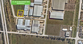 Factory, Warehouse & Industrial commercial property for sale at 1-4/20-22 Rockfield Way Ravenhall VIC 3023