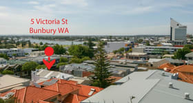 Shop & Retail commercial property for sale at 5 Victoria Street Bunbury WA 6230