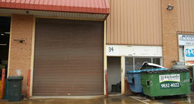 Factory, Warehouse & Industrial commercial property for sale at 34/11 Romford Road Kings Park NSW 2148