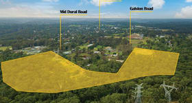 Development / Land commercial property for sale at 25-27 Mid Dural Road Galston NSW 2159