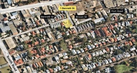 Development / Land commercial property sold at Whole Site/1 Bennett Street Thebarton SA 5031