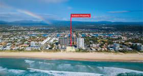 Development / Land commercial property sold at 332 The Esplanade Palm Beach QLD 4221