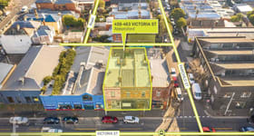Development / Land commercial property for sale at 459,461 and 463 Victoria Street Abbotsford VIC 3067