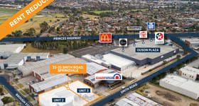 Factory, Warehouse & Industrial commercial property for sale at Unit 2/33-35 Smith Road Springvale VIC 3171