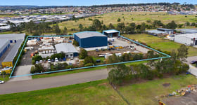Factory, Warehouse & Industrial commercial property sold at 16 Spitfire Place Rutherford NSW 2320
