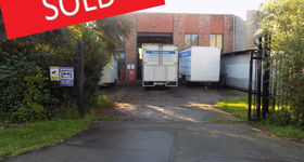 Factory, Warehouse & Industrial commercial property sold at 9 Wells Road Mordialloc VIC 3195