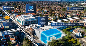 Development / Land commercial property sold at 878 Toorak Road Hawthorn East VIC 3123