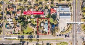 Development / Land commercial property sold at 1536-1538 Heatherton Road Dandenong VIC 3175