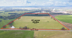 Development / Land commercial property for sale at 00 Detour Road North Wangaratta VIC 3678