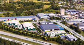 Factory, Warehouse & Industrial commercial property sold at 7 Harvest Road & 25 Machinery Road Yandina QLD 4561
