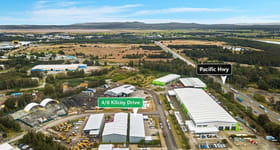 Factory, Warehouse & Industrial commercial property for sale at Unit 4/8 Kilcoy Drive Tomago NSW 2322