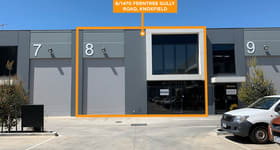 Factory, Warehouse & Industrial commercial property for sale at 8/1470 Ferntree Gully Road Knoxfield VIC 3180
