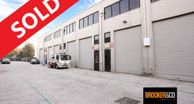 Factory, Warehouse & Industrial commercial property sold at 43/3 Kelso Crescent Moorebank NSW 2170
