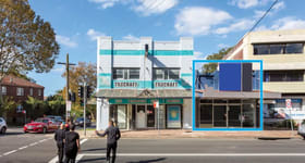Development / Land commercial property for sale at Ground  Shop/127 Willoughby Road Crows Nest NSW 2065