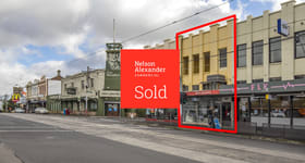Development / Land commercial property sold at 307 High Street Kew VIC 3101