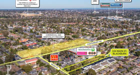 Development / Land commercial property sold at 104 Main Street Blackburn VIC 3130