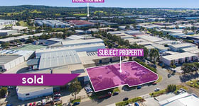 Factory, Warehouse & Industrial commercial property sold at Lot  14-16/14-16 Broadhurst Road Ingleburn NSW 2565