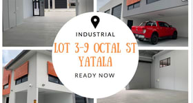 Factory, Warehouse & Industrial commercial property for lease at Lot 8/3 Octal Street Yatala QLD 4207