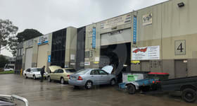 Factory, Warehouse & Industrial commercial property sold at 3/160 GILBA ROAD Girraween NSW 2145