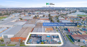 Factory, Warehouse & Industrial commercial property for sale at 313 Edwardes Street Reservoir VIC 3073