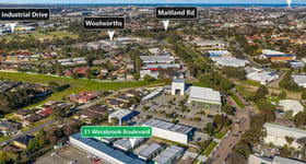 Factory, Warehouse & Industrial commercial property sold at Unit 29/31 Warabrook Boulevard Warabrook NSW 2304