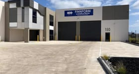 Factory, Warehouse & Industrial commercial property for lease at 150 Jersey Drive Epping VIC 3076