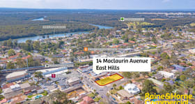 Shop & Retail commercial property for sale at 14-18 Maclaurin Avenue East Hills NSW 2213