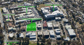 Offices commercial property sold at 9-11 Napier Close Deakin ACT 2600