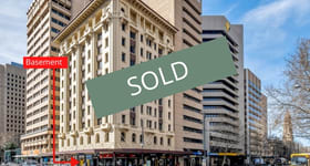 Offices commercial property sold at 1/82 King William Street Adelaide SA 5000