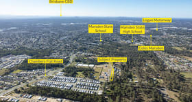 Development / Land commercial property sold at 42a Bayes Road Logan Reserve QLD 4133
