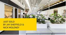 Offices commercial property sold at 58 Victoria Street Mcmahons Point NSW 2060