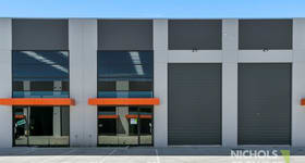 Factory, Warehouse & Industrial commercial property sold at 8/16-18 Hamersley Drive Clyde North VIC 3978