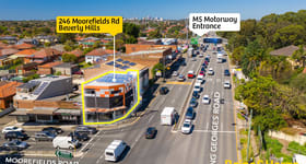 Shop & Retail commercial property for sale at 246 Moorefields Road Beverly Hills NSW 2209