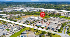 Factory, Warehouse & Industrial commercial property for sale at 45 Industrial Avenue Wacol QLD 4076