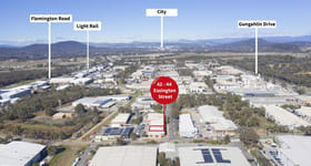 Factory, Warehouse & Industrial commercial property sold at Essington Street Mitchell ACT 2911