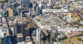 Development / Land commercial property for sale at 21 & 25 Argyle Street Parramatta NSW 2150