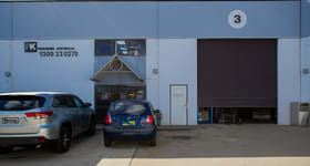 Factory, Warehouse & Industrial commercial property for sale at 3/14 Sovereign Place South Windsor NSW 2756