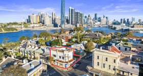 Development / Land commercial property sold at 54-56 Darling Street Balmain East NSW 2041