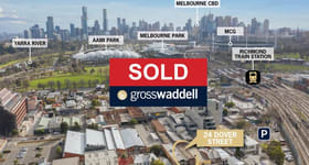 Development / Land commercial property sold at 24 Dover Street, Cremorne/24 Dover Street Cremorne VIC 3121