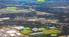 Factory, Warehouse & Industrial commercial property sold at Lots 38, 39 and 1101 Stirling/Lot 1102 Central Avenue Hazelmere WA 6055