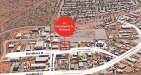 Factory, Warehouse & Industrial commercial property for sale at 26 Shovelanna Street Newman WA 6753