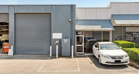 Factory, Warehouse & Industrial commercial property for sale at 42/23-25 Bunney Road Oakleigh South VIC 3167