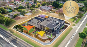 Medical / Consulting commercial property for sale at 1 Sparks Avenue Burwood VIC 3125