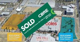 Shop & Retail commercial property sold at Cnr Plenty Rd & Janefield Dr Bundoora VIC 3083
