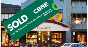 Shop & Retail commercial property sold at 175 Domain Road South Yarra VIC 3141