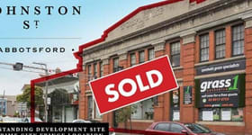 Development / Land commercial property sold at 247-259 Johnston Street Abbotsford VIC 3067