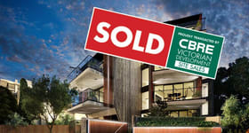 Development / Land commercial property sold at 125-127 Alexandra Avenue South Yarra VIC 3141